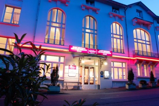 Hotel Spa Les Bains Romains