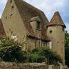 Ville de Bourbon l'Achambault, Allier, Auvergne