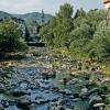 Ville de Vals-les-Bains, Ardeche, Rhone-Alpes